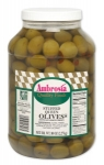 Stuffed Queen Olives, Gallon