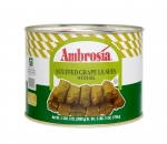 Ambrosia Stuffed Grape Leaves, 70oz.