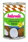 Ambrosia Coconut Milk, 14oz.